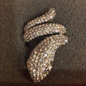 Stunning Snake Ring size 6